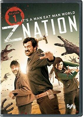 AU36.72 • Buy Z Nation: Season 1 [New DVD] Slipsleeve Packaging, Snap Case