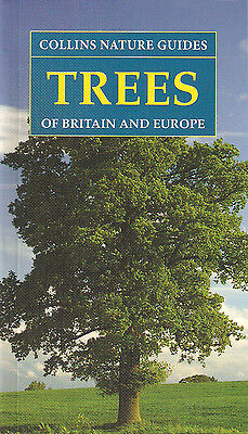 £6.45 • Buy AAS NATURE BOOK COLLINS POCKET GUIDE TO TREES OF BRITAIN AND EUROPE Pbk BARGAIN