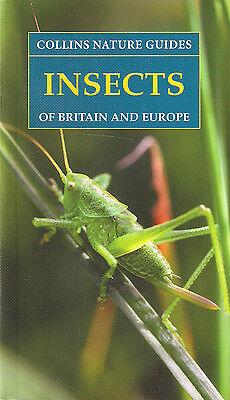 £6.45 • Buy GIBBONS BOOK COLLINS GUIDE TO INSECTS OF BRITAIN & EUROPE Paperback BARGAIN New