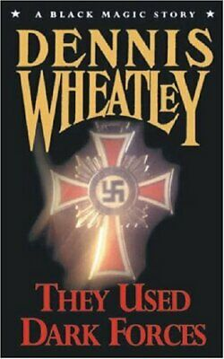 £3.99 • Buy They Used Dark Forces By Wheatley, Dennis Paperback Book The Cheap Fast Free