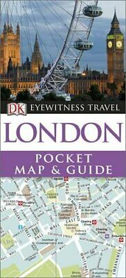 £3.99 • Buy DK Eyewitness Pocket Map And Guide: London By DK Book The Cheap Fast Free Post