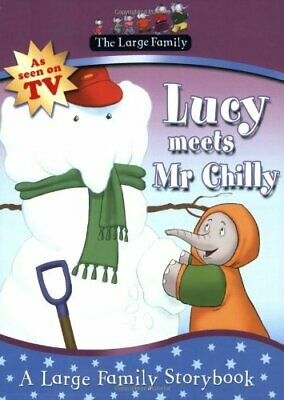 £3.29 • Buy The Large Family: Lucy Meets Mr Chilly By Murphy, Jill Paperback Book The Cheap