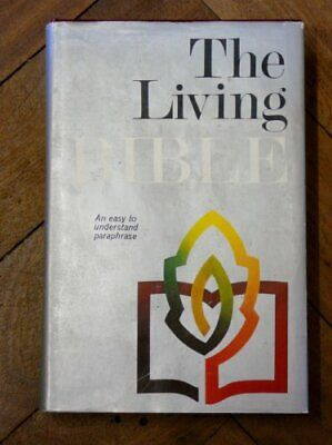 The Living Bible By Unknown Hardback Book The Cheap Fast Free Post • 6.99£