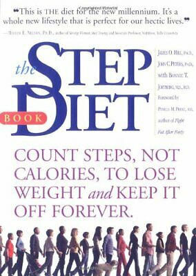 £3.99 • Buy Step Diet Book: Count Steps, Not Calories To Lose... By Hill, James O. Paperback