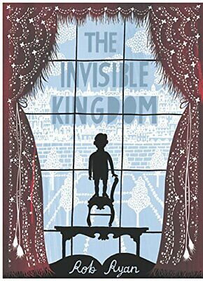 The Invisible Kingdom By Ryan, Rob Book The Cheap Fast Free Post • 9.99£