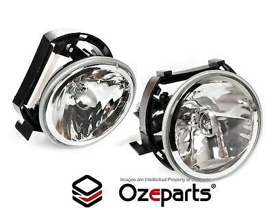 AU82.50 • Buy Ford Falcon BA BF XR6 XR8 2002~2008 Pair LH+RH Fog Lights Spot Driving Lamps