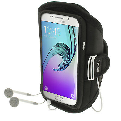 Running Jogging Sports Armband For Samsung Galaxy A5 SM-A510 (2016) Fitness Gym • 2.29£