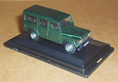 Oxford Diecast Land Rover Defender Green 1:76 Scale Model Vehicle Car Toy  • 7.30£