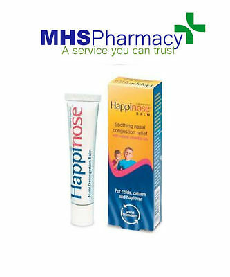 Happinose Balm Soothing Nasal Congestion Relief - 14g • 5.25£