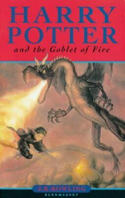 $ CDN7.65 • Buy Harry Potter And The Goblet Of Fire (Book 4) By Rowling, J. K. Paperback Book