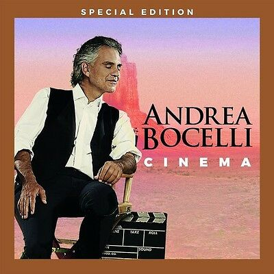 $19.03 • Buy Andrea Bocelli - Cinema Special Edition [New CD] With DVD