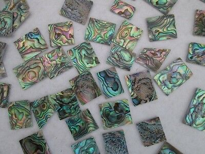 1 Oz  Green Paua Abalone Shell Blanks, Inlay Material Premium .06  Thick/ Guitar • 21.85£
