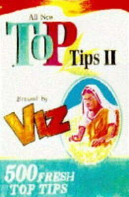 Top Tips 2 By Viz Paperback Book The Cheap Fast Free Post • 12.99£