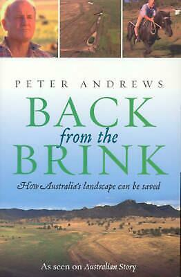 AU32.36 • Buy Back From The Brink: How Australia's Landscape Can Be Saved By Peter Andrews (En
