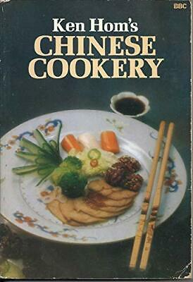 Chinese Cookery By Hom, Ken Hardback Book The Cheap Fast Free Post • 41.99£
