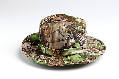 Laksen Realtree Hat With Mosquito Net For Shooting/Fishing/Outdoors • 14.95£