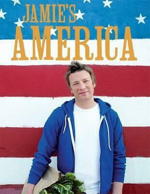 AU43.34 • Buy Jamie's America By Jamie Oliver (English) Hardcover Book Free Shipping!