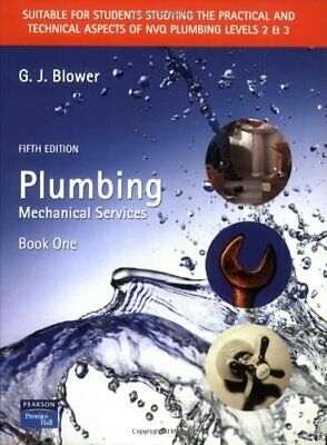 £6.09 • Buy Plumbing: Mechanical Services: Bk. 1 Paperback Book The Cheap Fast Free Post