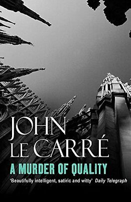 £5.99 • Buy A Murder Of Quality By Le Carré, John Paperback Book The Cheap Fast Free Post
