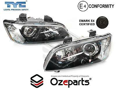 AU218.77 • Buy Pair LH+RH Projector Head Light For Holden Commodore VE S1 CALAIS & SSV 06~10