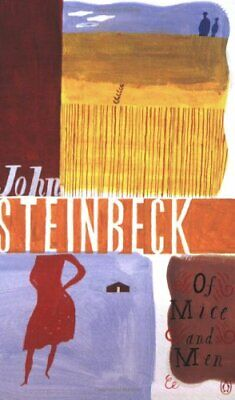 Of Mice And Men (Steinbeck  Essentials ) By Steinbeck, John Paperback Book The • 3.99£