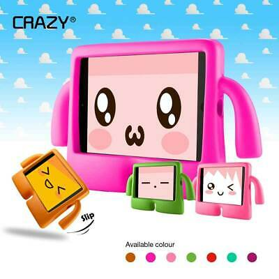 AU23.95 • Buy Kids Heavy Duty Shockproof Case Cover For IPad Mini Air Pro 9.7  10.2  10.5