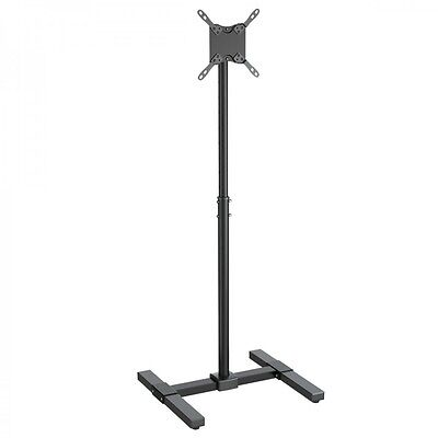 Height Adjustable Compact TV/Monitor Display Stand For 13  - 36  LCD TVs • 59.95£