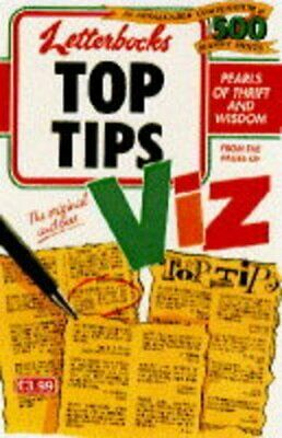 £4.08 • Buy Top Tips By Viz Paperback Book The Cheap Fast Free Post