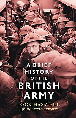 AU24.57 • Buy Brief History Of The British Army By John Lewis-stempel (English) Paperback Book