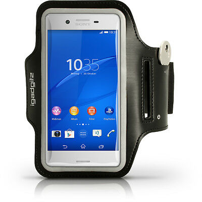 Running Jogging Sports Armband For Sony Xperia X F5121 (2016) Fitness Gym Case • 2.29£