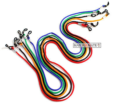 Glasses Neck Chain Cord Lanyard Nylon Retainer Spectacles Sunglasses 7 Colours • 1.50£