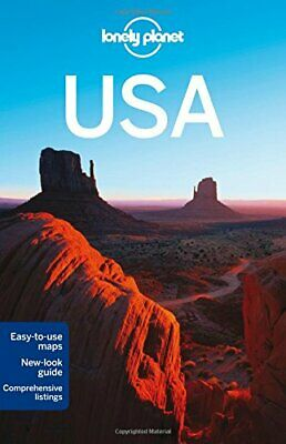 £5.49 • Buy Lonely Planet USA (Travel Guide) By Zimmerman Book The Cheap Fast Free Post