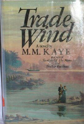 £8.99 • Buy Trade Wind By M. M. Kaye Book The Cheap Fast Free Post