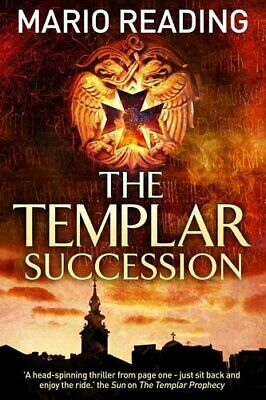 The Templar Succession: 3 (John Hart) By Mario Reading Book The Cheap Fast Free • 4.49£