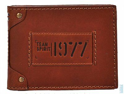 CAMEL ACTIVE  / Wallet / Purse / Brand New / Brown Leather • 27.90£