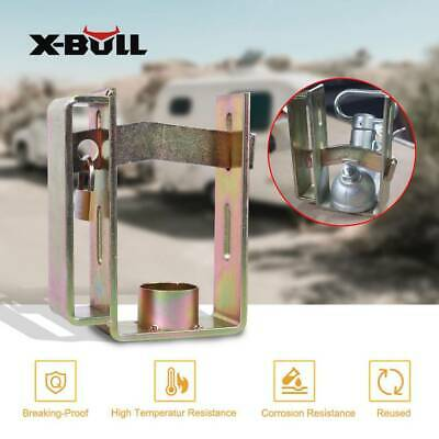 AU19.80 • Buy X-BULL Heavy Duty Trailer Coupling Hitch Lock 2 Stage Locker And Keys Padlock