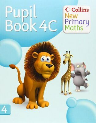 Collins New Primary Maths - Pupil Book 4C: Engaging, Differentiated... Paperback • 5.49£