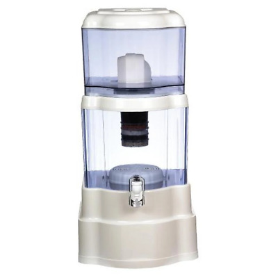 AU73.99 • Buy 22L Benchtop 8 Stage Water Filter Ceramic Carbon Mineral Stone Silica Purifier