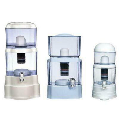 AU61.99 • Buy 8 Stage Benchtop Water Filter - Ceramic Mineral Stone Carbon Purifier Filters
