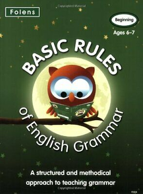 £6.99 • Buy Basic Rules Of English Grammar �  Beginning By MacTier, Alison Paperback Book