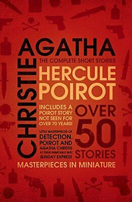 £7.49 • Buy Hercule Poirot: The Complete Short Stories By Christie, Agatha Paperback Book