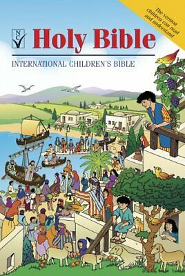 ICB (International Childrens Bible) By Authentic Media Hardback Book The Cheap • 7.71£