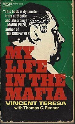 My Life In The Mafia By Renner, Thomas C. Paperback Book The Cheap Fast Free • 5.68£