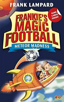 £1.99 • Buy Meteor Madness: Book 12 (Frankie's Magic Football) By Lampard, Frank Book