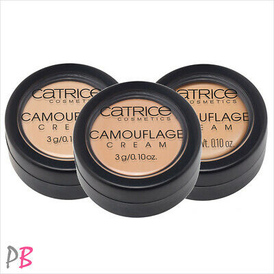 £5.99 • Buy Catrice Camouflage Cream Concealer High Coverage Long Lasting VARIOUS SHADES