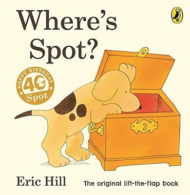 £3.99 • Buy Where's Spot? (Spot - Original Lift The Flap) By Hill, Eric Board Book Book The