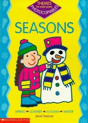 £3.29 • Buy Seasons (Themes For Early Years Photocopiable S.) By Tavener, Jenni Paperback