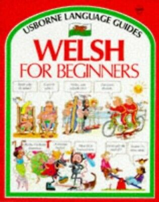 Welsh For Beginners: 1 (Language For Beginners) By Wilkes, Angela Paperback The • 4.49£
