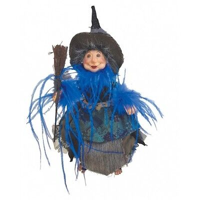 Alizon Device In Blue ~ From The Witches Of Pendle ~ The Tradition Of Witchcraft • 30£