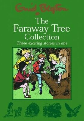 £4.99 • Buy The Faraway Tree Collection: The Enchanted Wood; The... By Blyton, Enid Hardback